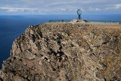 Landschaft am Nordkap Lizenzfreie Stockfotografie