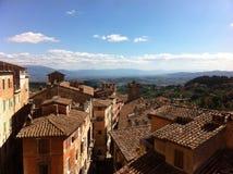 Landschaft in Padua Stockbild