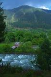 Landschaft in Pahalgam-7 Lizenzfreie Stockfotografie