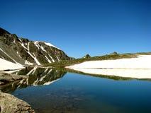 landschaft Reflexionen stockbilder