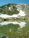 landschaft Reflexionen lizenzfreies stockbild