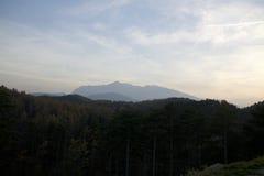 Landschaft in Rumänien Lizenzfreie Stockfotos