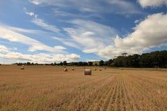 Landschaft (Schottland, Großbritannien) Stockbild
