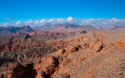 Landschaft in See MeadNational-Erholungsgebiet, USA Stockfoto