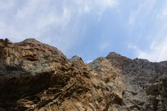 Landschaft in Spanien Stockfotos
