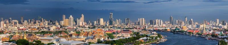 Landschaft thailändischen Königpalastes Stockbild