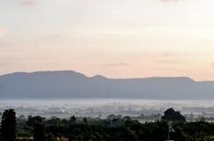 Landschaft in Thailand Lizenzfreie Stockfotos