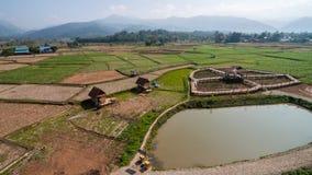 Landschaft in Thailand Lizenzfreies Stockfoto