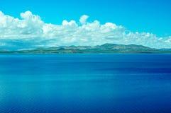 Landschaft in Tibet Lizenzfreies Stockbild