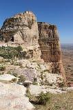 Landschaft, Tigray, Äthiopien, Afrika Stockbilder