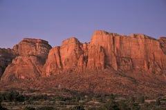 Landschaft in Tigray-Provinz, Äthiopien Lizenzfreies Stockfoto