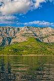 Landschaft Tucepi Biokovo Stockfotografie