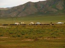 Landschaft in Usbekistan Lizenzfreie Stockfotografie