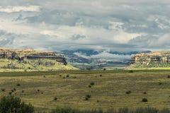 Landschaft vom Golden Gate-Hochland-Nationalpark Lizenzfreies Stockfoto