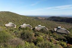 Landschaft von Addo Elephant National Park im August, Südafrika Lizenzfreie Stockbilder