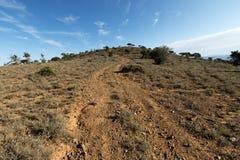 Landschaft von Addo Elephant National Park im August, Südafrika Stockfoto