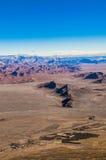 Landschaft von Afghanistan Stockbild
