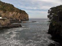 Landschaft von Aguade Pau Stockbild