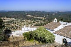 Landschaft von Alentejo Stockbilder