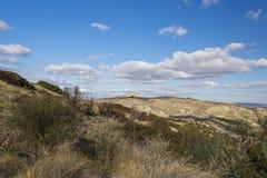 Landschaft von Basilikata-Landschaft Lizenzfreie Stockfotografie