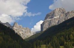 Landschaft von Italien Stockfotografie