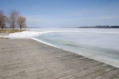 Landschaft von Kanada Stockbild