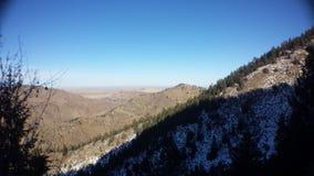 Landschaft von Kolorado Stockbild
