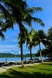 Landschaft von Langkawi Stockbild