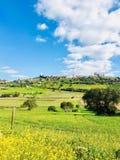 Landschaft von Monsaraz Stockfoto