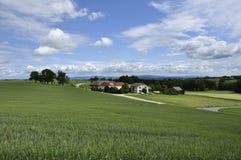 Landschaft von Mostviertel Lizenzfreie Stockfotografie