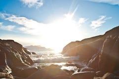 Landschaft von Norwegen Lizenzfreie Stockfotografie