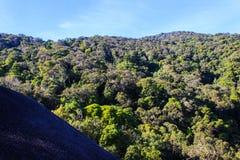 Landschaft von Pha Hin Goob Lizenzfreies Stockfoto