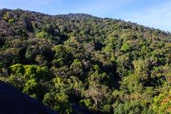 Landschaft von Pha Hin Goob Stockbild