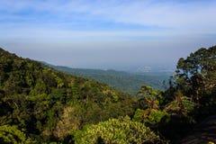 Landschaft von Pha Hin Goob Stockfoto