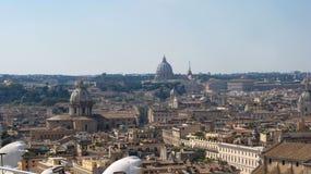 Landschaft von Rom Stockfoto