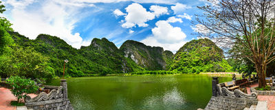 Landschaft von Trang Stockfotos