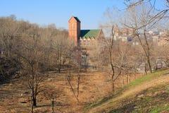 Landschaft von Wladiwostok Stockbilder