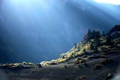 Landschaft von Zhagana in Gannan, China-` s Gansu Stockbild