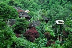 Landschaft in Yunnan, Porzellan Lizenzfreie Stockfotos