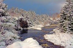 Landschaften des Avalon Lizenzfreies Stockfoto