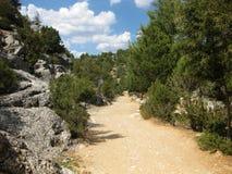 Landschaften und Berge Lizenzfreies Stockfoto