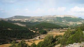 Landschaften und Berge Stockfotografie