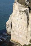 Landschaften von Normandie lizenzfreie stockbilder
