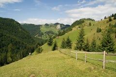 Landschaftlandschaft Lizenzfreies Stockbild