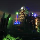 Landschaftpark Duisburg Immagini Stock Libere da Diritti