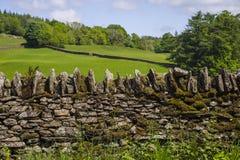 Landschafts-Ansicht in Cumbria Lizenzfreies Stockfoto