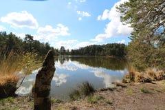 Landschafts-England-Natur Lizenzfreies Stockbild
