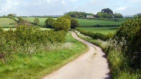 Landschafts-im Frühjahr Landschaft in England Stockfoto