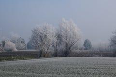 Landschaftsansicht Lizenzfreies Stockfoto