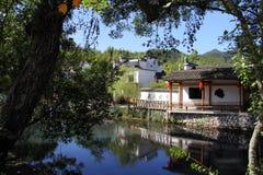 Landschaftsansicht, südwestlich von China Lizenzfreies Stockfoto